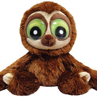 """Zoogly - 8.5"""""""" Sloth with Zoogly Hangtag Case Pack 12"""