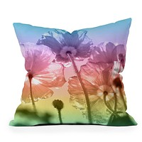 Lisa Argyropoulos A Magical Morning Throw Pillow