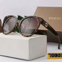 GUCCI Fashion Popular Sun Shades Eyeglasses Glasses Sunglasses G-A-SDYJ