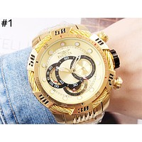 INVICTA men and women models high-end wild fashion quartz watch