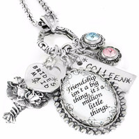 Wedding and Friendship Necklace