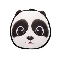 kids cute backpack boy girl school bag 3d animal print cartoon unisex children bag kids backbags J4U66