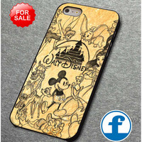 Disney Collage Art (6)  for iphone, ipod, samsung galaxy, HTC and Nexus PHONE CASE