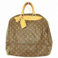 LOUIS VUITTON Evasion Boston bag M41443 Monogram free shipping in japan
