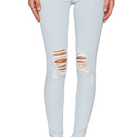 James Jeans James Twiggy 5-Pocket Legging in Blue