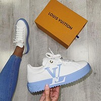 Louis Vuitton LV Women's sports shoes