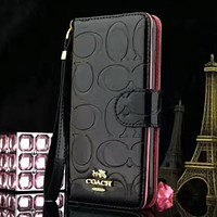 Coach Fashion iPhone X XR XS XS MAX Phone Cover Case For iphone 6 6s 6plus 6s-plus 7 7plus 8 8plus X