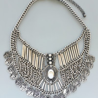 Tribal Dancers Necklace
