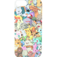 Pokemon Character Collage iPhone 5/5S Case