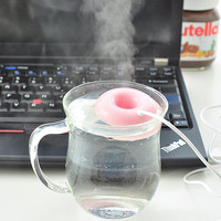 Portable Humidifier create your mist with the Fog Ring Doughnut