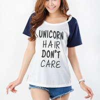 Unicorn T Shirt Funny TShirts for Women Girls Shirt Hipster Tumblr Fashion Graphic Tee Shirt Instagram Twitter Teens Fangirl Dope Swag