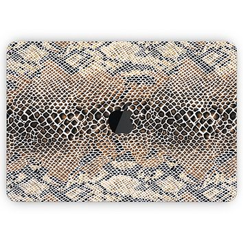 """Snake Skin Pattern V2 - Skin Decal Wrap Kit Compatible with the Apple MacBook Pro, Pro with Touch Bar or Air (11"""", 12"""", 13"""", 15"""" & 16"""" - All Versions Available)"""