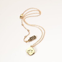 Star Wars Gold Necklaces