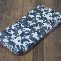 Central Europe Seamless Camo Protective iPhone XS Max Case Galaxy S8 plus S7 Edge SE Snap Case 3D 217