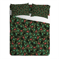 DENY Designs Home Accessories | Raven Jumpo Lots O Crickets Sheet Set