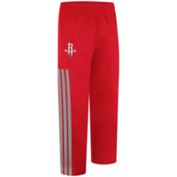 adidas Houston Rockets On-Court Pants - Red