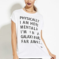 Star Wars Galaxy Far Away Graphic Tee
