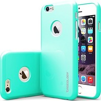iPhone 6 case Caseology Daybreak Series Turquoise Mint Slim Fit Shock Absorbent ...