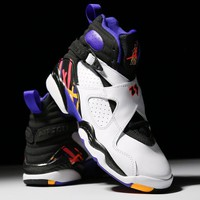 Air Jordan 8 Retro AJ8 Basketball Shoes