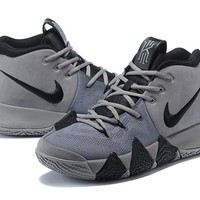 Nike Kyrie Irving 4 IV Wolf Gray Sneaker US7-12