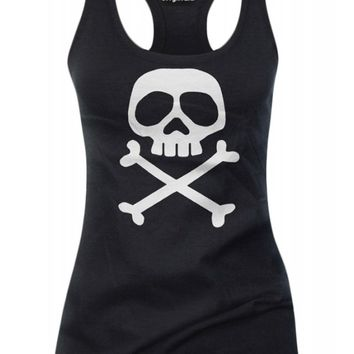 Aesop Originlas Women's The Misfit Captain Tank Top - Black