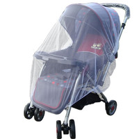 Mosquito Net Stroller Infants Baby Safe Mesh White Bee Insect Bug Cover portable D_L = 1713078532