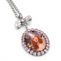 Glinda the Good Witch Pendant Necklace