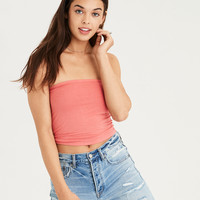 AE Soft & Sexy Tube Top, Red