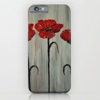 Poppy Trio iPhone & iPod Case by RokinRonda | Society6