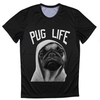 New Summer T Shirt Mens Pug Hood Swag Hipster Clothes Ofwgkta Trendy Clothing O Neck Tops Man Clothing Short Sleeve S-4XL Casual