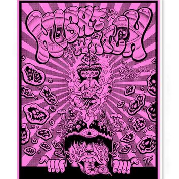 Night Watch Zine #13 - The Psychedelic Issue