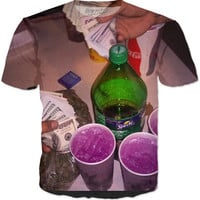 Lean And Weed