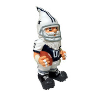 Forever Collectibles Dallas Cowboys Throwback Uniform Gnome