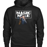 Magic Michael Myers Pullover Hoodie 8 Oz
