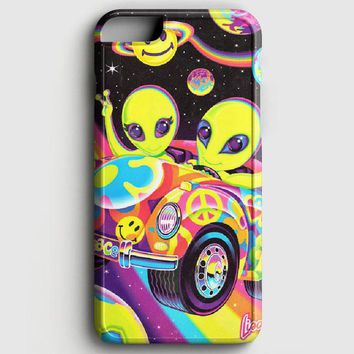 Lisa Frank Neon Tiger And Monkey 90S iPhone 6/6S Case