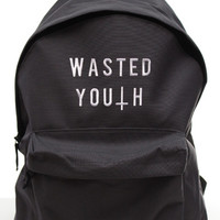 Wasted Youth Backpack