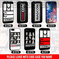 Magcon Family Logo Collection - iPhone 4/4s/5/5s/5c - iPod 4/5 - Samsung Galaxy s3 i9300/s4i9500 Case
