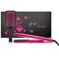 """ghd Jewel Collection 1"""" Gold Professional Styler in Pink Diamond"""