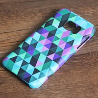 Colorful Geometric Triangle for iPhone 7 plus iPhone 7 Galaxy s7-215x