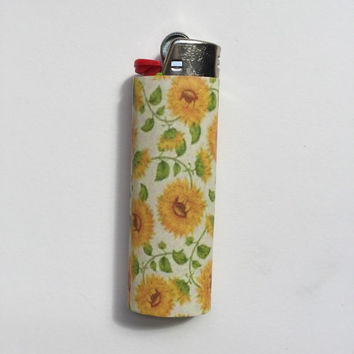 Sunflower Lighter