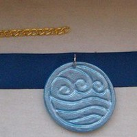 Katara's Necklace - Avatar The Last Airbender cosplay costume prop