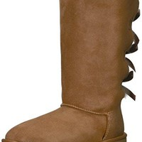 UGG Kids' K Bailey Bow Tall II Pull-on Boot