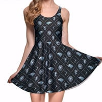 Game of Throne Skater Dress