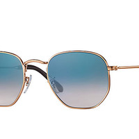 Ray-Ban HEXAGONAL @Collection Bronze-Copper, RB3548N | Ray-Ban® USA