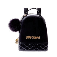 DONT BE JELLY MINI BACKPACK: Betsey Johnson