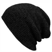 2017 Winter Beanies Solid Color Hat Unisex Plain Warm Soft Beanie Skull Knit Cap Hats Knitted Touca Gorro Caps For Men Women