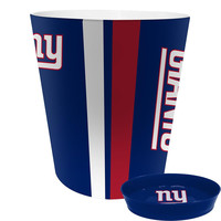 New York Giants NFL Waste Basket with Soap Dish