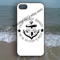 Anchor iPhone case,Fall Out Boy Tattoo,Samsung Galaxy S5/S4/S3,iPhone 4 case,iPhone 4S case,iPhone 5 case,iPhone 5S case,iPhone 5C case,B2