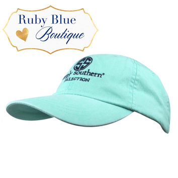 Simply Southern Hat with Embroidered Logo