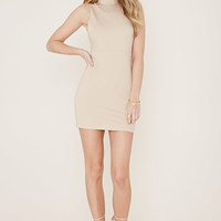 Mock Neck Bodycon Dress | Forever 21 - 2000152350
